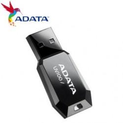 MEMORIA FLASH ADATA UV100 8GB USB NEGRA
